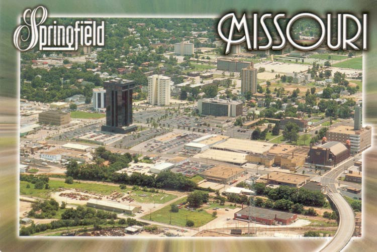 City Of Springfield Mo >> Springfield